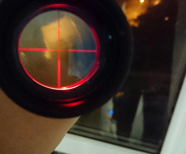 Оптический прицел. Фото 4. Аксай.