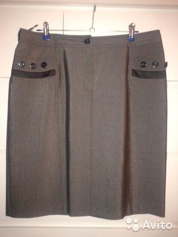 Модная юбка р-р 50. Фото 2. Подольск.