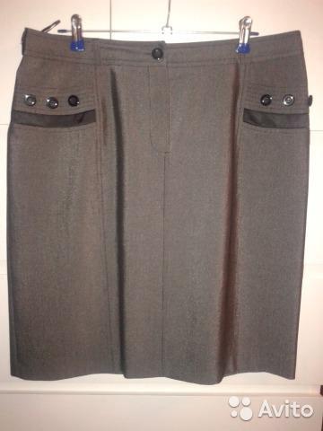 Модная юбка р-р 50. Фото 4. Подольск.