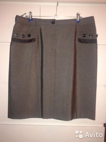 Модная юбка р-р 50. Фото 3. Подольск.