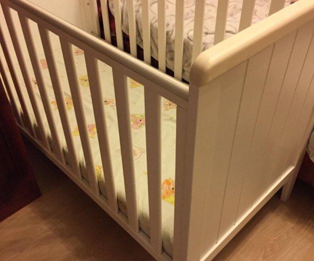 Детская кровать. Фото 2. Тельмана.