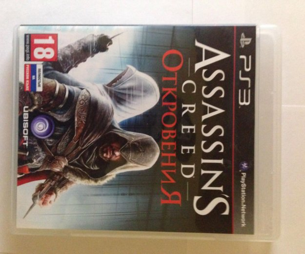 Assassins creed откровения (ps3). Фото 1. Ярославль.