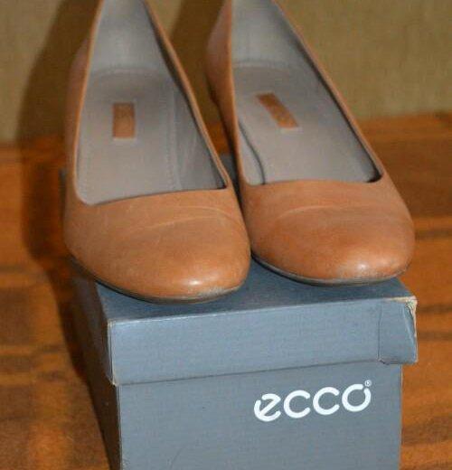 Женские туфли ecco. Фото 2. Самара.