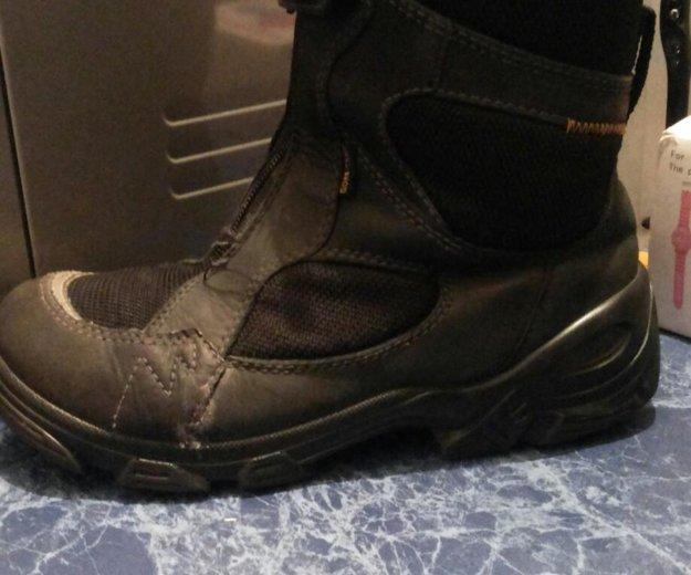 Ботинки экко. Фото 1. Апрелевка.