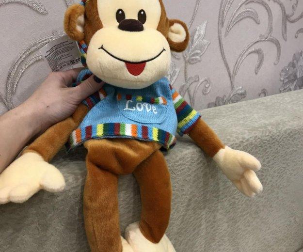 """Мягкая игрушка """" обезьянка"""". Фото 1. Москва."""