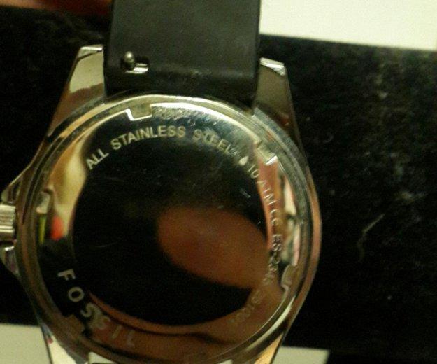Часы fossil. Фото 2. Москва.