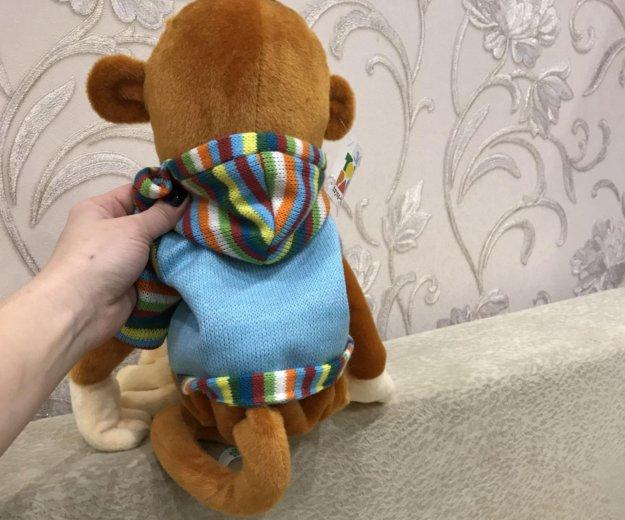 """Мягкая игрушка """" обезьянка"""". Фото 3. Москва."""