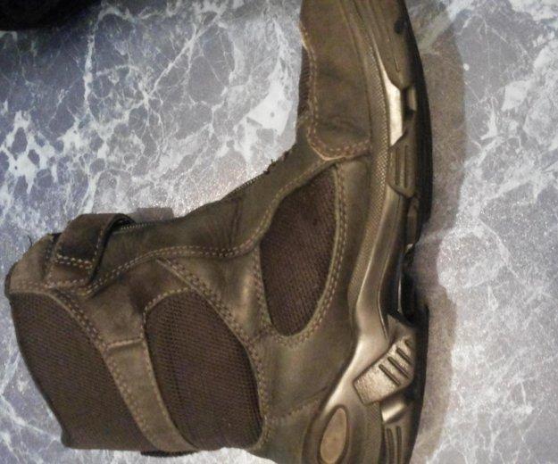 Ботинки экко. Фото 3. Апрелевка.