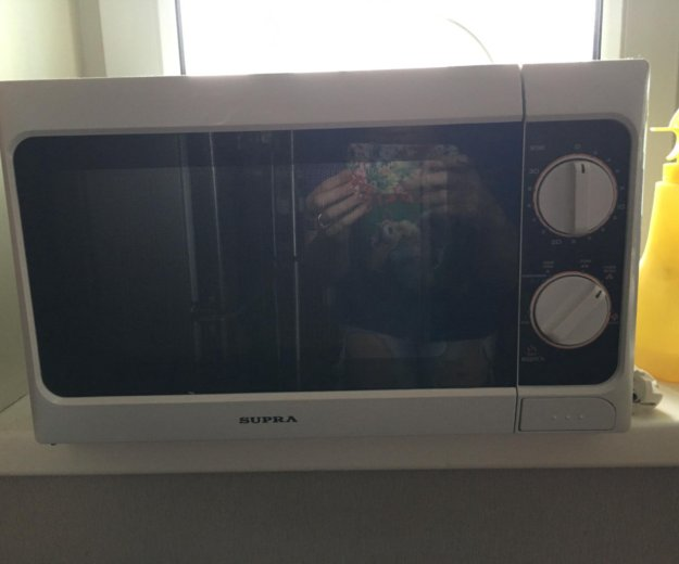 Микроволновая печь supra. Фото 1. Пироговский.