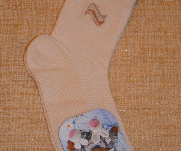 Новые носочки. Фото 1. Железнодорожный.