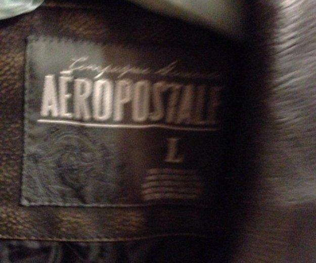Продам шикарную куртку кожа под старину пилот. Фото 3. Ивантеевка.