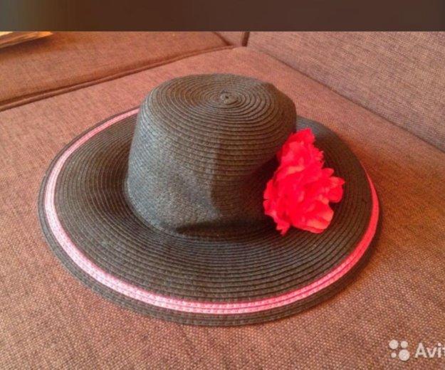Шляпа женская летняя. Фото 1. Подольск.