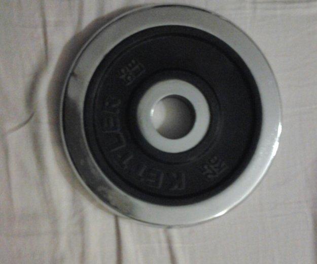 Блин kettler 2,5 кг. Фото 1. Москва.