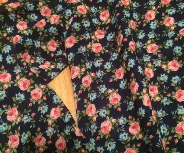 Блузка в мелкий цветочек 🌸. Фото 2. Реутов.