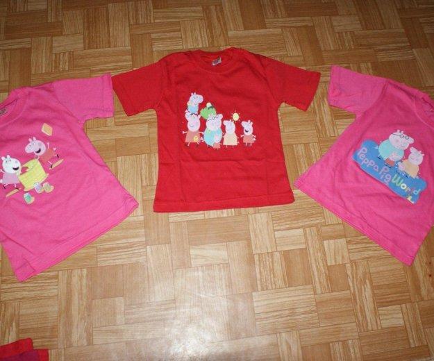 Новые футболки. Фото 1.