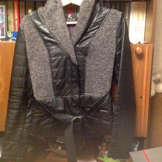 Женская осенняя куртка. Фото 2. Санкт-Петербург.