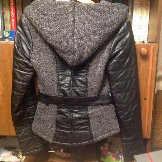 Женская осенняя куртка. Фото 1. Санкт-Петербург.