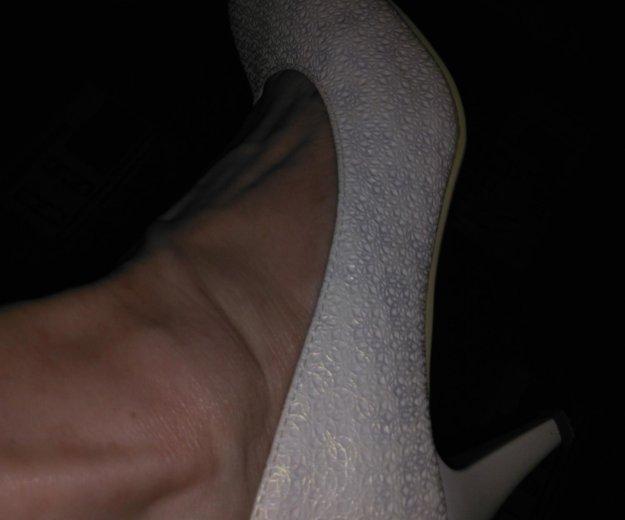 Туфли белые. Фото 3. Йошкар-Ола.