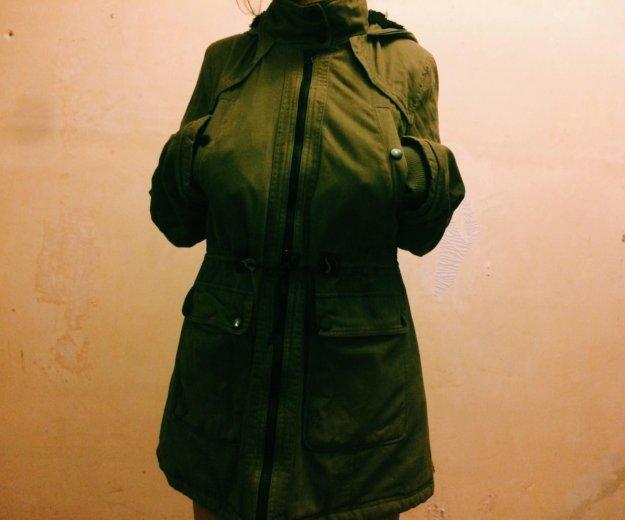 Куртка(парка). Фото 1. Балаково.