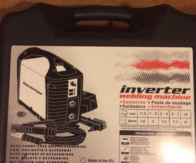 Сварочный аппарат prestige 164 inverter. Фото 1. Мытищи.
