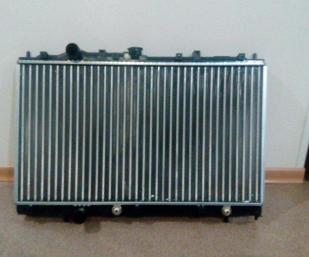 Радиатор охлаждение mitsubishi colt. Фото 1. Уфа.