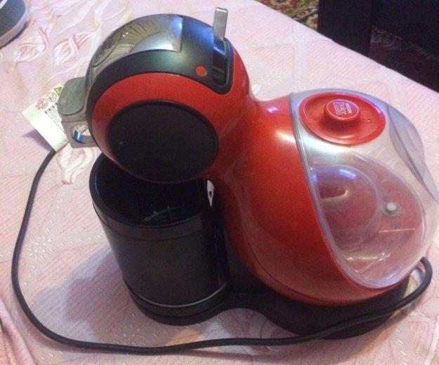 Капсульная кофемашина. Фото 1. Нижнебаканская.