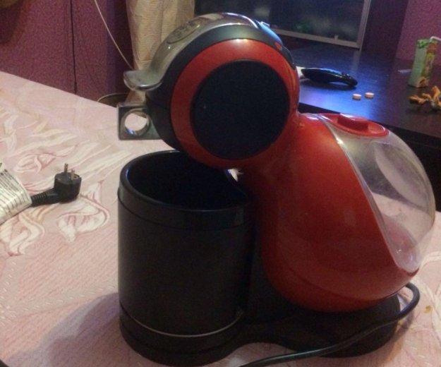 Капсульная кофемашина. Фото 2. Нижнебаканская.