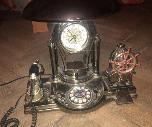 Почти даром! телефон, часы и муз.шкатулка. Фото 1. Санкт-Петербург.