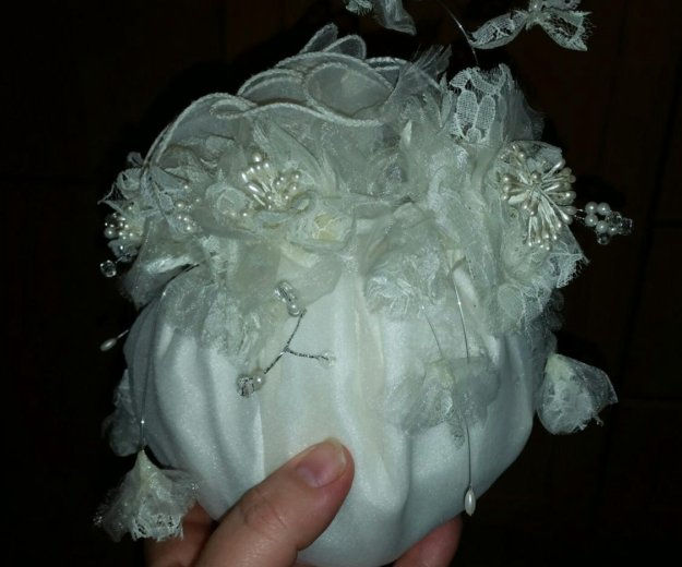Свадебная сумочка. Фото 4. Лаголово.