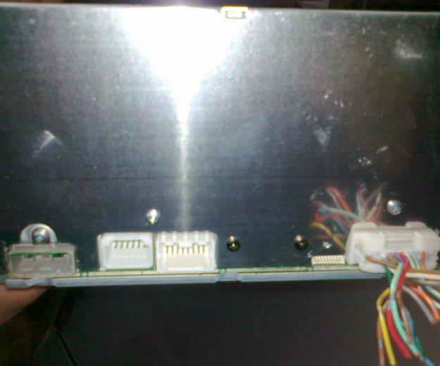 Магнитола ниссан. Фото 1. Кострома.