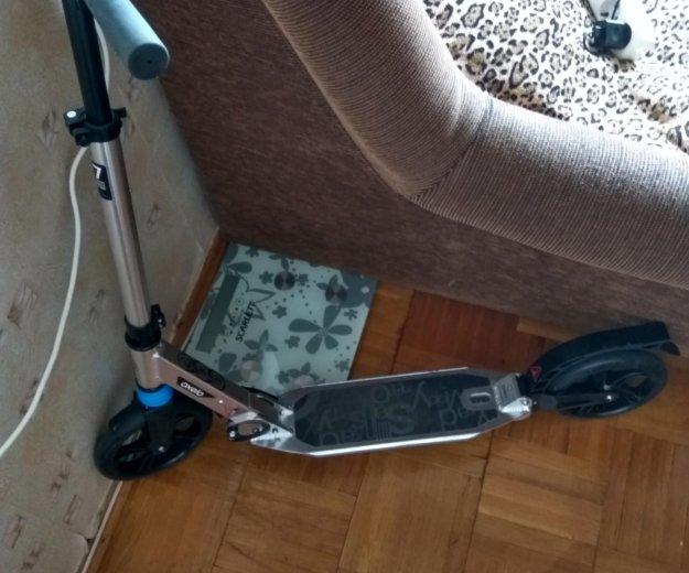 Самокат для взрослых. Фото 1. Домодедово.