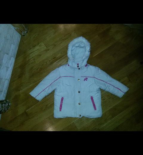 Красивая курточка на 18-24 м-ца. Фото 1. Москва.