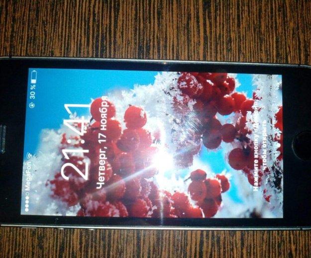 Iphone 📱 5s( без обмена). Фото 2. Красноярск.
