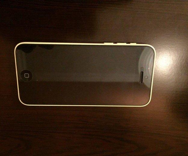 Iphone 5c 16gb yellow. Фото 4. Котельники.
