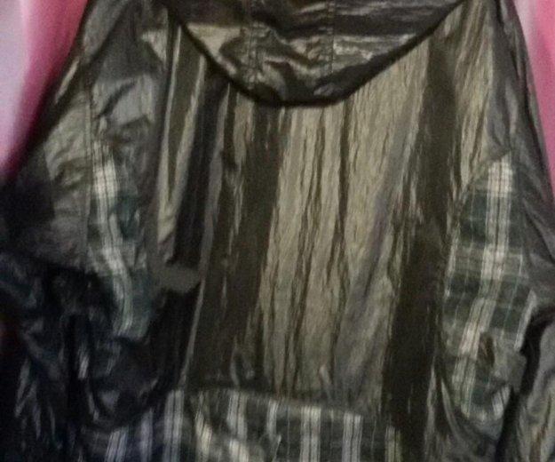 Куртка весенняя р.56-58. Фото 2. Новокуйбышевск.