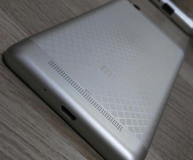 Xiaomi redmi 3 и 2 чехла. гарантия. Фото 1. Челябинск.