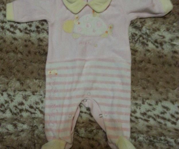 Одежда для новорожденных. Фото 3. Москва.