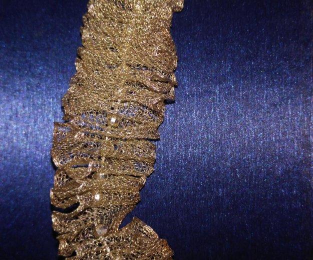 Шикарный браслет серебро 925. Фото 4. Обнинск.