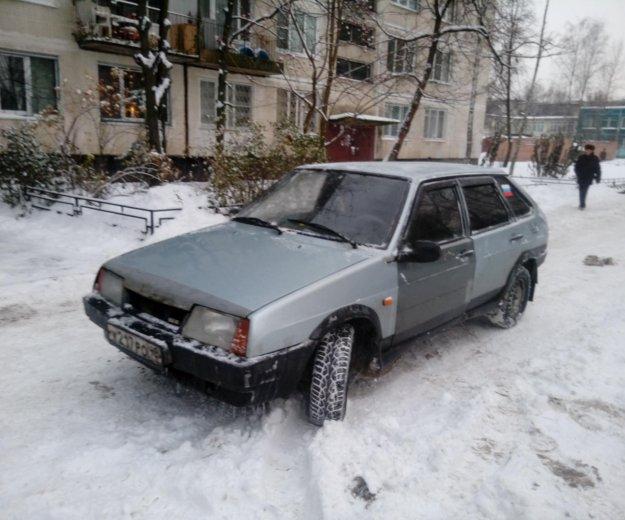 Ваз 2109. Фото 3. Санкт-Петербург.