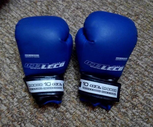 Перчатки боксёрские. Фото 1. Омск.