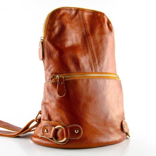Рюкзак женский из натуральной кожи.. Фото 2. Селятино.