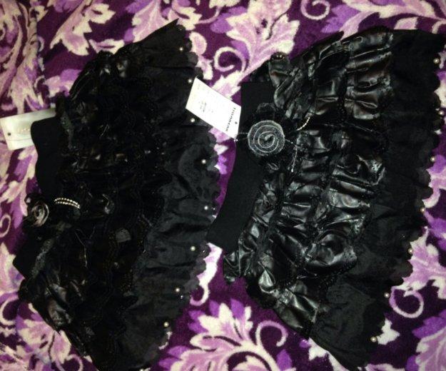 Новые черные юбочки. Фото 2. Реутов.
