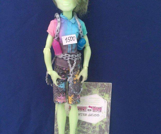 Кукла монстер хай. Фото 1. Протвино.