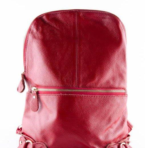 Рюкзак женский из натуральной кожи.. Фото 3. Селятино.