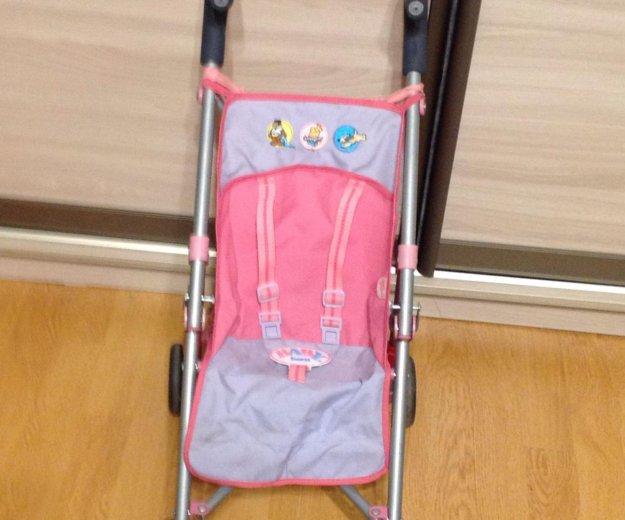 Коляска для куклы baby born. Фото 1. Москва.