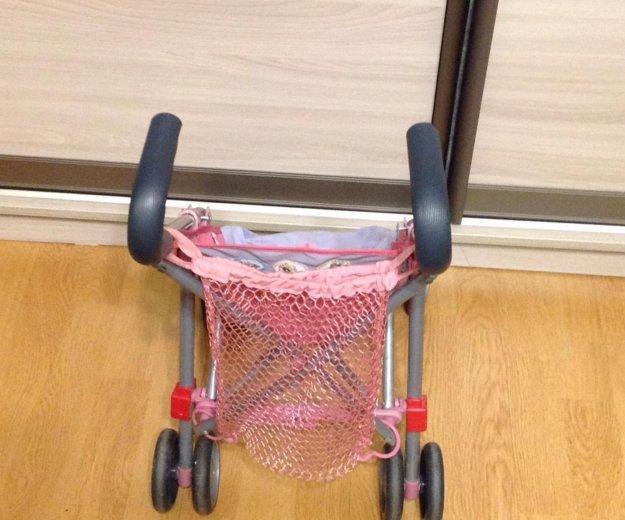 Коляска для куклы baby born. Фото 2. Москва.