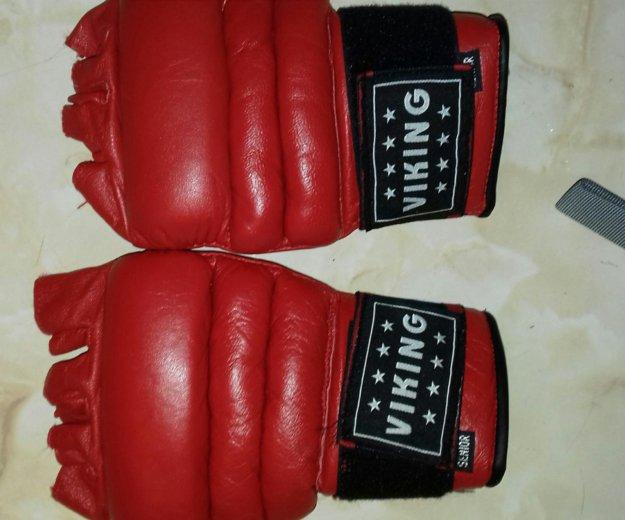 Перчатки для боевого самбо. Фото 3. Мытищи.