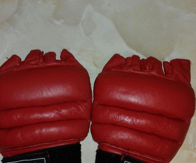 Перчатки для боевого самбо. Фото 4. Мытищи.