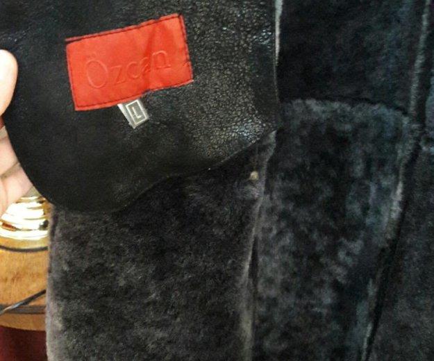 Новая дубленка на овчине. Фото 3. Кингисепп.