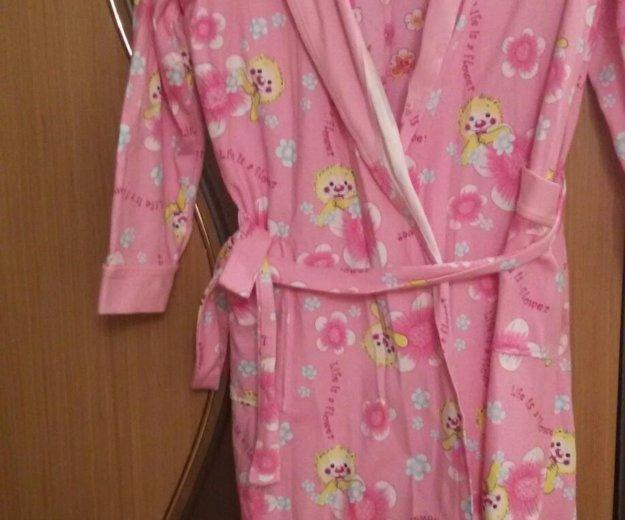 Халат ночная рубашка для кормления для беременных. Фото 3. Москва.